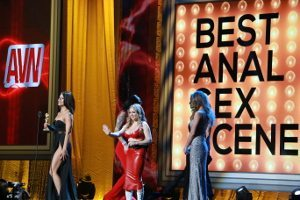 AVN Awards 2015 Best Anal Sex Scene