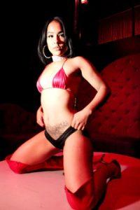 Deja Vu Showgirls Las Vegas Dancer Jade