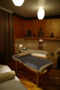 Sea Mountain Vegas Massage Room