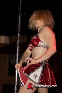 Reagan Reilly strip club feature dancer